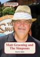 Go to record Matt Groening and the Simpsons